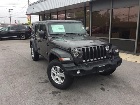 2018 Jeep Wrangler Unlimited for sale in Fremont, OH