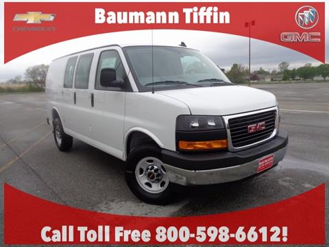 2019 GMC Savana Cargo for sale in Fremont, OH