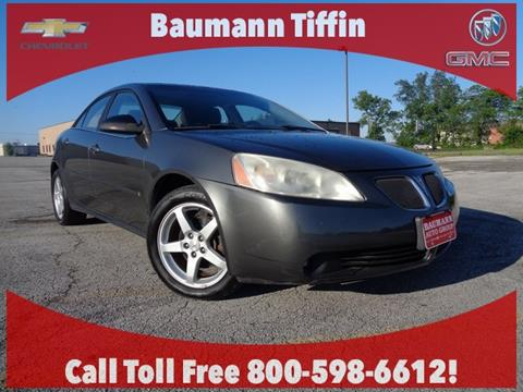 2006 Pontiac G6 for sale in Fremont, OH