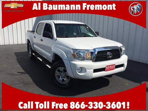 2011 Toyota Tacoma for sale in Fremont, OH