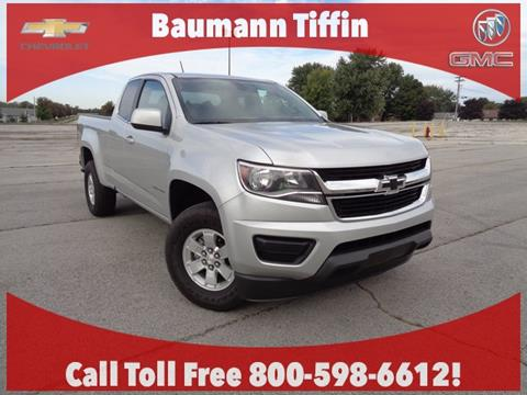 2018 Chevrolet Colorado for sale in Fremont, OH