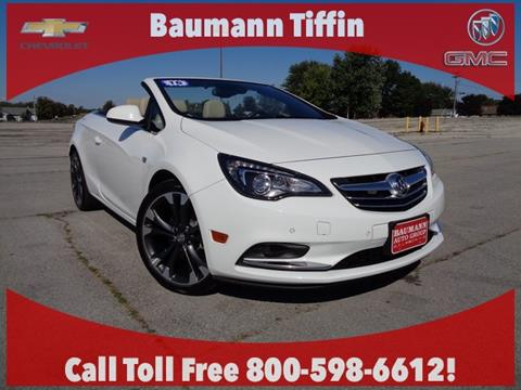 2016 Buick Cascada for sale in Fremont, OH