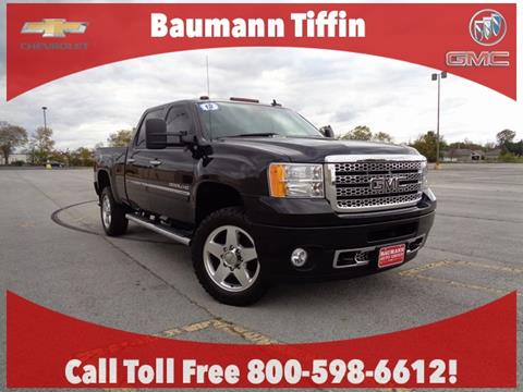 2012 GMC Sierra 2500HD for sale in Fremont, OH