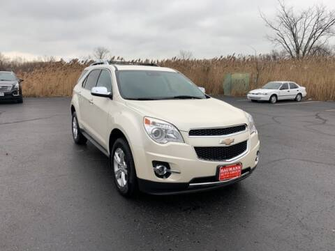 2013 Chevrolet Equinox for sale in Fremont, OH