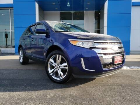 2013 Ford Edge Limited for sale at Baumann Auto Group in Fremont OH