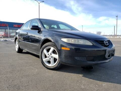 2003 Mazda MAZDA6 i for sale at Baumann Auto Group in Fremont OH