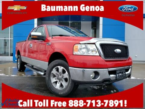 2006 Ford F-150 for sale at Baumann Auto Group in Fremont OH