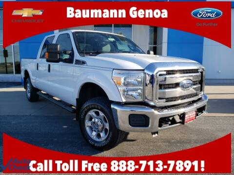 2014 Ford F-250 Super Duty for sale at Baumann Auto Group in Fremont OH