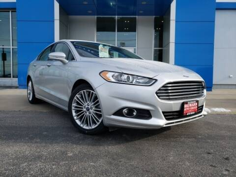 2015 Ford Fusion SE for sale at Baumann Auto Group in Fremont OH