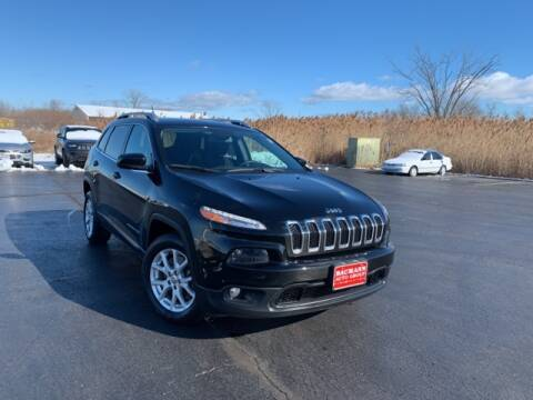 2017 Jeep Cherokee Latitude for sale at Baumann Auto Group in Fremont OH