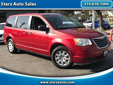 2008 Chrysler Town and Country for sale in Lawndale, CA