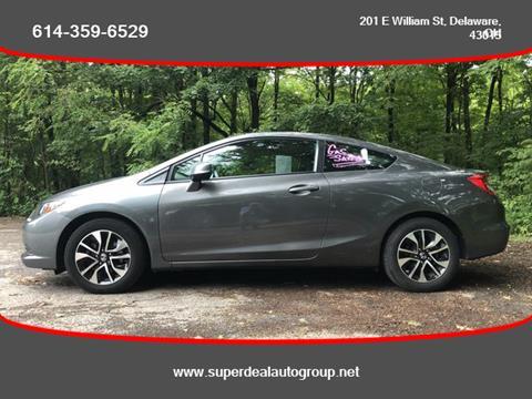 2013 Honda Civic for sale in Delaware, OH