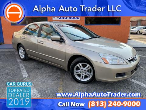 2006 Honda Accord for sale in Tampa, FL