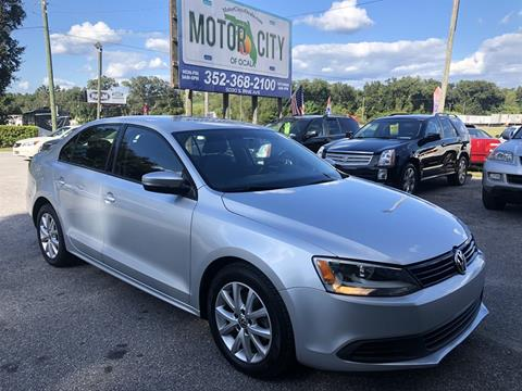 2012 Volkswagen Jetta for sale in Ocala, FL