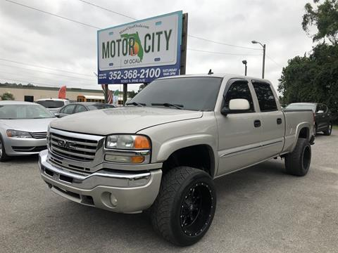 2006 GMC Sierra 2500HD for sale in Ocala, FL