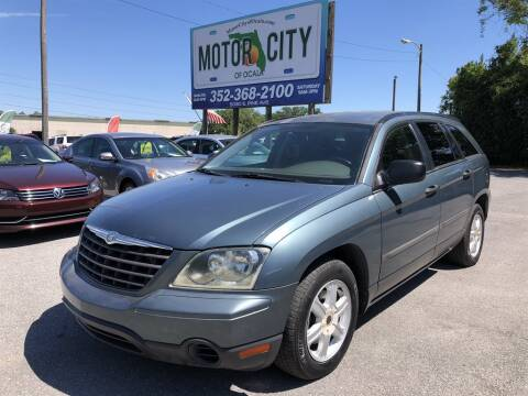 2006 Chrysler Pacifica for sale at Motor City Of Ocala in Ocala FL