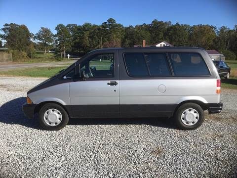 1989 Ford Aerostar for sale in Taylorsville, NC