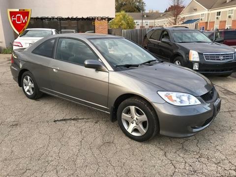 2004 Honda Civic for sale in Addison, IL