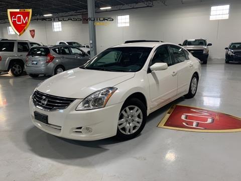 2012 Nissan Altima For Sale >> 2012 Nissan Altima For Sale In Addison Il