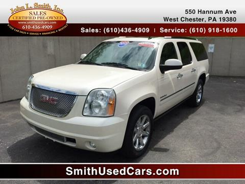 2013 GMC Yukon XL for sale in West Chester, PA