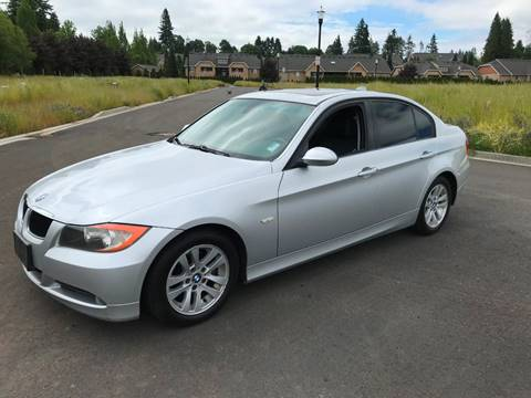 2007 Bmw 3 Series For Sale In Vancouver Wa