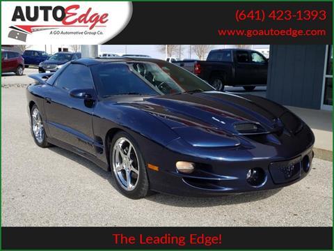 2000 Pontiac Firebird for sale in Mason City, IA