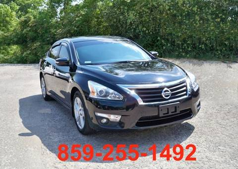2015 Nissan Altima for sale in Lexington, KY