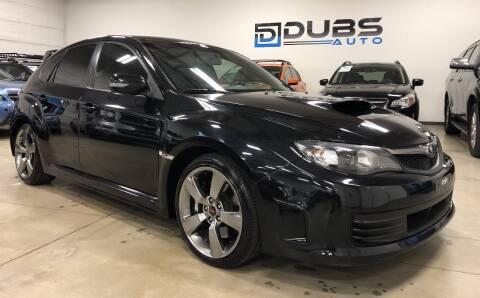 2009 Subaru Impreza for sale at DUBS AUTO LLC in Clearfield UT