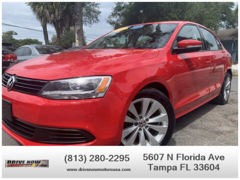 2014 Volkswagen Jetta for sale at Drive Now Motors USA in Tampa FL