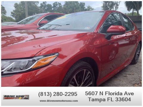 2020 Toyota Camry for sale at Drive Now Motors USA in Tampa FL