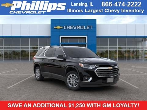 2019 Chevrolet Traverse for sale in Lansing, IL