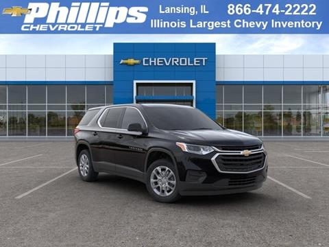 2020 Chevrolet Traverse for sale in Lansing, IL