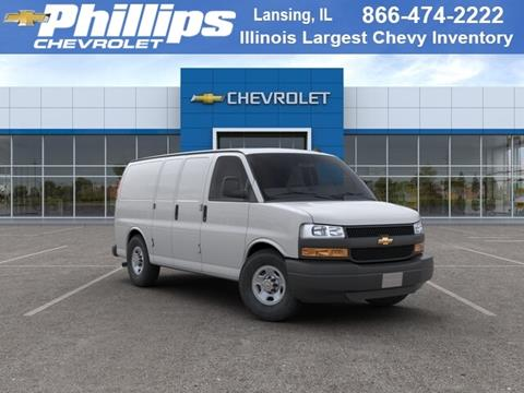 2019 Chevrolet Express Cargo for sale in Lansing, IL