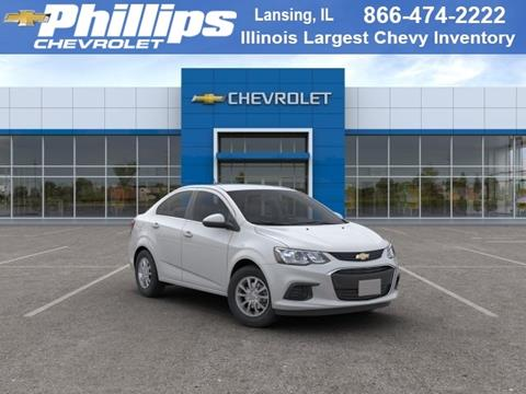 2019 Chevrolet Sonic for sale in Lansing, IL