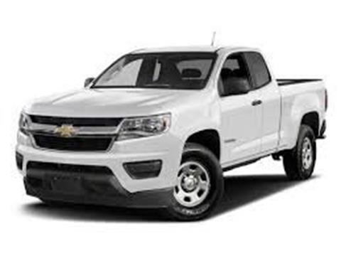 2017 Chevrolet Colorado for sale in Lansing, IL