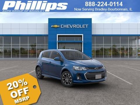 2019 Chevrolet Sonic for sale in Bourbonnais, IL