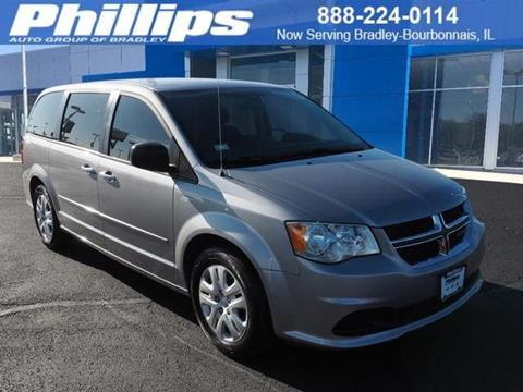 2016 Dodge Grand Caravan for sale in Bourbonnais, IL