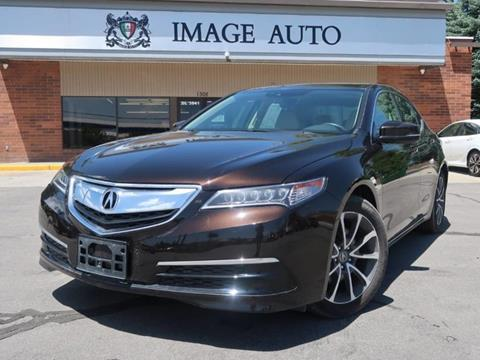 Acura Tlx For Sale >> 2015 Acura Tlx For Sale In West Jordan Ut
