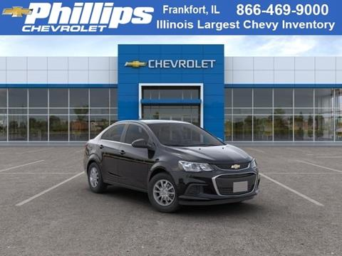 2019 Chevrolet Sonic for sale in Frankfort, IL