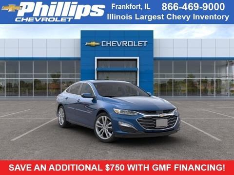 2019 Chevrolet Malibu for sale in Frankfort, IL