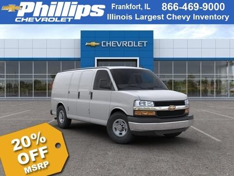 2019 Chevrolet Express Cargo for sale in Frankfort, IL
