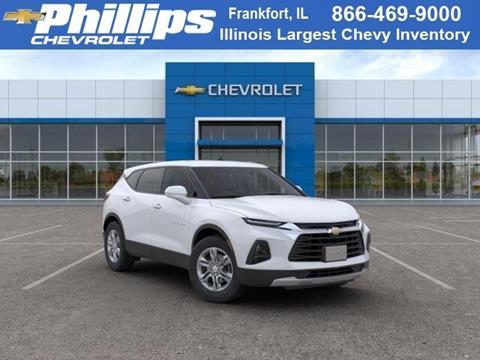 2019 Chevrolet Blazer for sale in Frankfort, IL