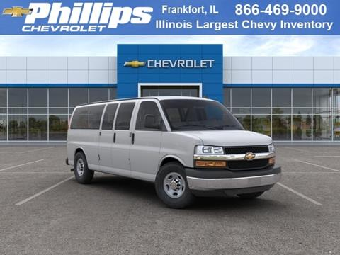 2019 Chevrolet Express Passenger for sale in Frankfort, IL