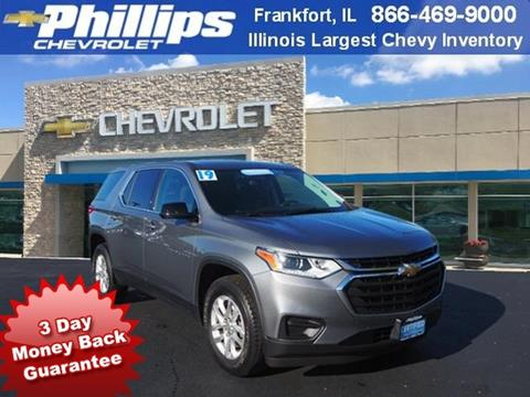 2018 Chevrolet Traverse for sale in Frankfort, IL