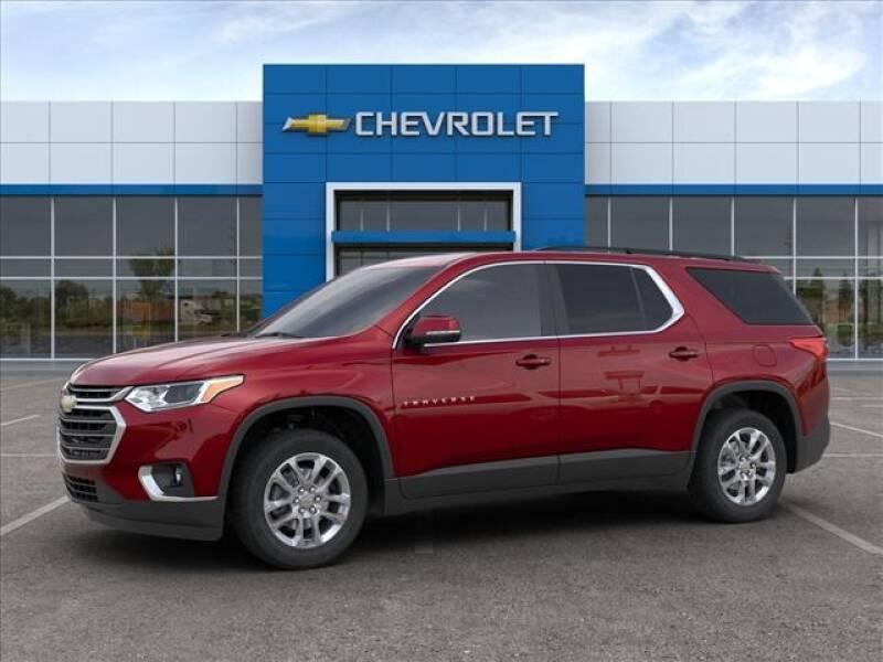 2020 Chevrolet Traverse LT Cloth (image 2)