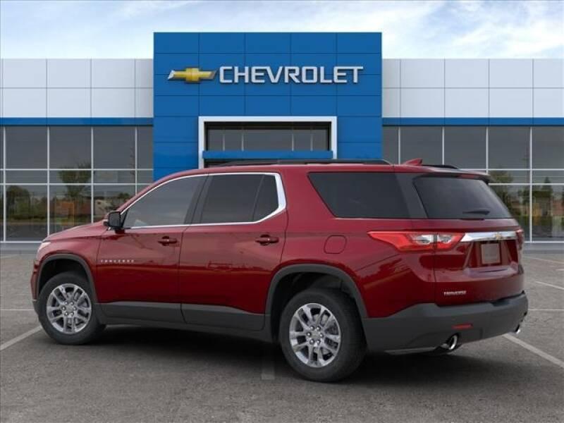 2020 Chevrolet Traverse LT Cloth (image 3)