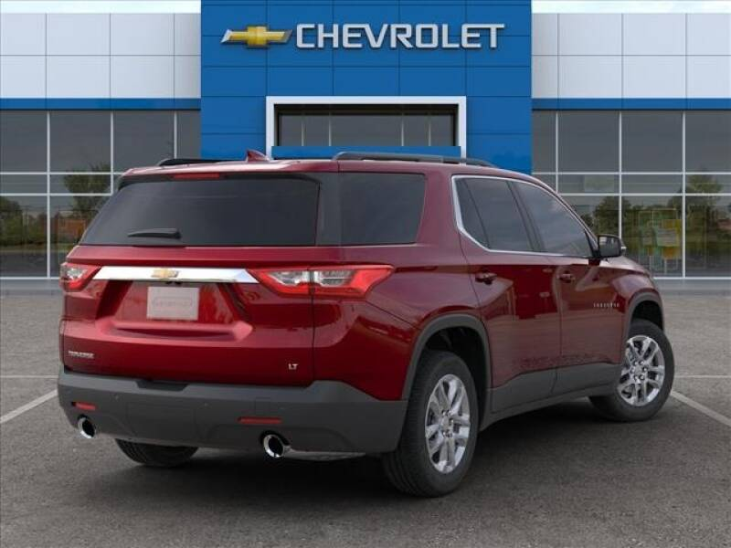 2020 Chevrolet Traverse LT Cloth (image 4)