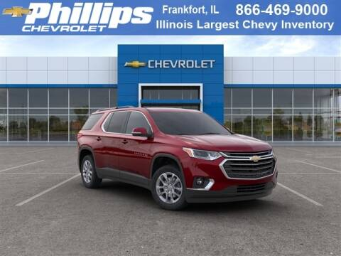 2020 Chevrolet Traverse LT Cloth for sale at PHILLIPS CHEVROLET INC in Frankfort IL