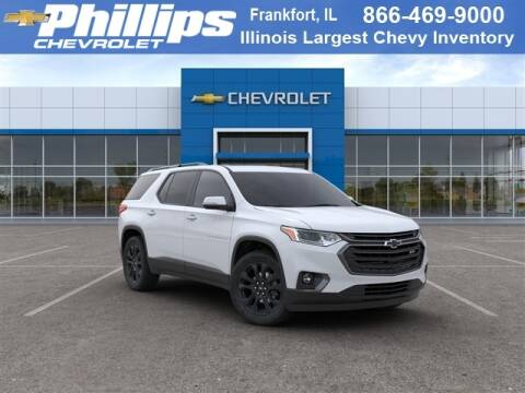 2020 Chevrolet Traverse RS for sale at PHILLIPS CHEVROLET INC in Frankfort IL