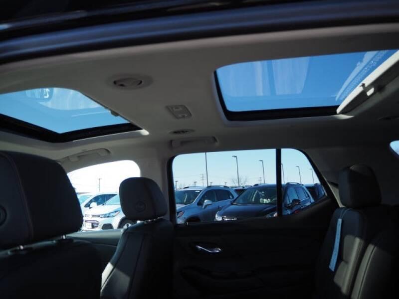 2020 Chevrolet Traverse Premier (image 7)